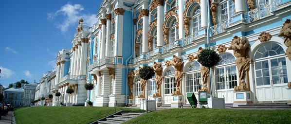 Величието на Русия - Приказното сияние на Белите нощи