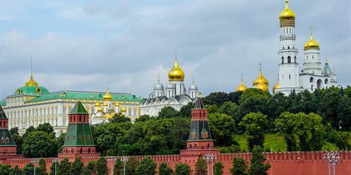 Москва и