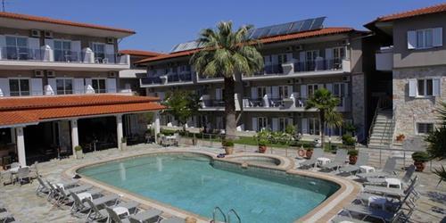 Почивка в Гърция в хотел Sarantis