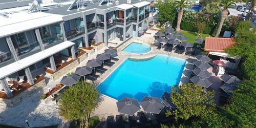 Почивка в Гърция в Dionysos Hotel and Studios