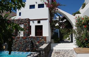 Почивка в Гърция в хотел Santorini Reflexions Sea