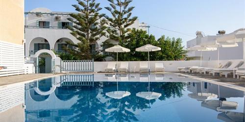 Почивка в Гърция в Iris Boutique Hotel