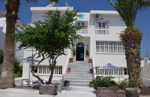 Почивка в Гърция в Kamari Blue Boutique Hotel