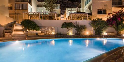 Почивка в Гърция в Antinea Suites Hotel & SPA