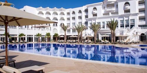 Почивка в Тунис в Radisson Blu Hammamet