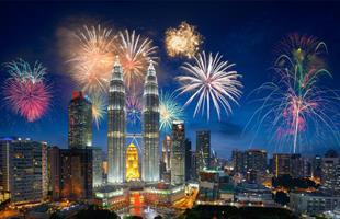 Нова Година 2020 в Сингапур, Куала Лумпур и почивка в Пенанг