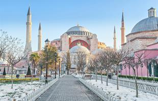 Нова година 2020 в Истанбул в Point Hotel Taksim