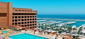 Andalusie 55+ - hotel Las Palmeras