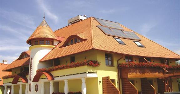 Hotel Kehida Hertelendy House