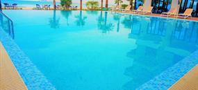 Albánie 55+ hotel Brilliant