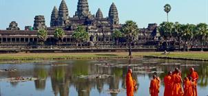KAMBODŽA (Angkor) - THAJSKO (Bangkok,Koh Chang) 2019 - hotel