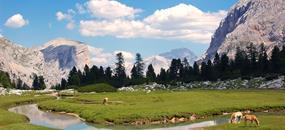 ITÁLIE - Jižní Tyrolsko (cykloturistika)