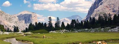 ITÁLIE - Jižní Tyrolsko (cykloturistika) ***