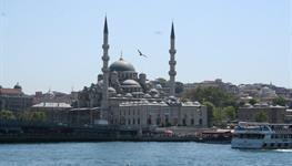 TURECKO - Istanbul (letecky) - 2019!