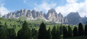 ITÁLIE-DOLOMITY