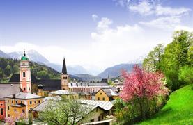 NP Berchtesgaden a Orlí hnízdo - 10/13