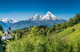 NP Berchtesgaden a Orlí hnízdo - 8/13