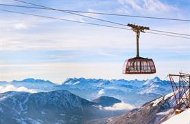 Chamonix, hora Mont Blanc a Ženeva - 1/19