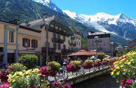 Chamonix, hora Mont Blanc a Ženeva - 13/19
