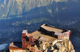 Chamonix, hora Mont Blanc a Ženeva - 15/19