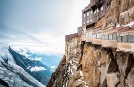 Chamonix, hora Mont Blanc a Ženeva - 7/19