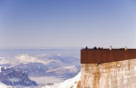 Chamonix, hora Mont Blanc a Ženeva - 3/19