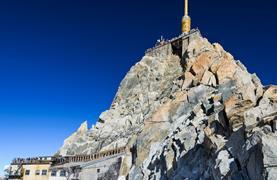 Chamonix, hora Mont Blanc a Ženeva - 8/19
