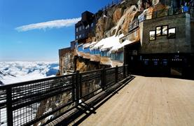 Chamonix, hora Mont Blanc a Ženeva - 4/19