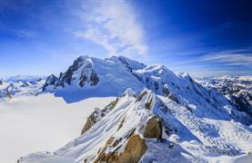 Chamonix, hora Mont Blanc a Ženeva - 18/19