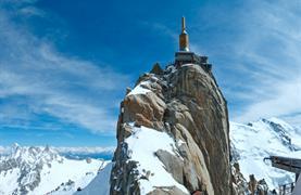 Chamonix, hora Mont Blanc a Ženeva - 11/19