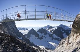 Visutý most na Titlisu, Engelberg a historický Luzern - 10/16