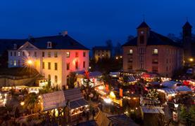 Adventní Drážďany a romantické historické trhy na pevnosti Königstein - 2/20
