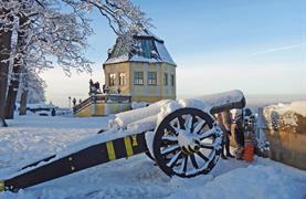 Adventní Drážďany a romantické historické trhy na pevnosti Königstein - 14/20