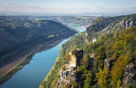Adventní Drážďany a romantické historické trhy na pevnosti Königstein - 8/20
