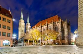 Adventní Bamberg a Norimberk - 4/20