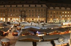 Adventní Bamberg a Norimberk - 11/20