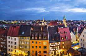 Adventní Bamberg a Norimberk - 5/20