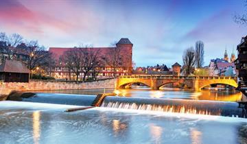 Adventní Bamberg a Norimberk