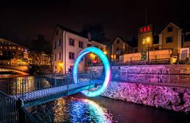 Silvestr v Amsterdamu - Festival světel a novoroční oslavy - 8/16