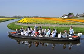Holandsko s noclehem - Květinové korzo, Severní moře, sýry a Amsterdam - 20/27