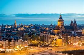 Holandsko s noclehem - Květinové korzo, Severní moře, sýry a Amsterdam - 11/27
