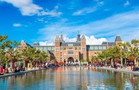 Holandsko s noclehem - Květinové korzo, Severní moře, sýry a Amsterdam - 9/27
