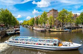 Holandsko s noclehem - Květinové korzo, Severní moře, sýry a Amsterdam - 13/27