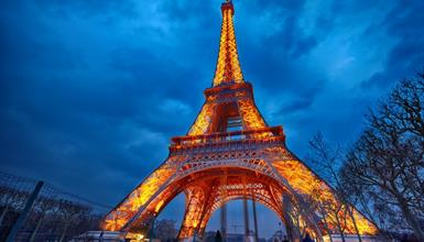 Valentýn v Paříži s noclehem