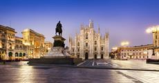 Milano - umělecké skvosty i nákupy!