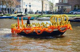 Okruh Holandskem na Den královny - Keukenhof, Amsterdam, sýry i Zaanse Schans - 2/31