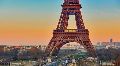 Víkendový zájezd do Paříže na Valentýna