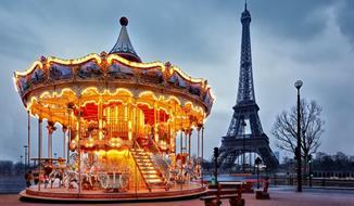 Velikonoce v Paříži
