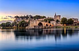 Avignon, Marseille a ostrov If - 11/23