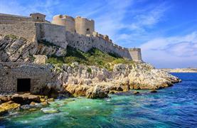 Avignon, Marseille a ostrov If - 3/23